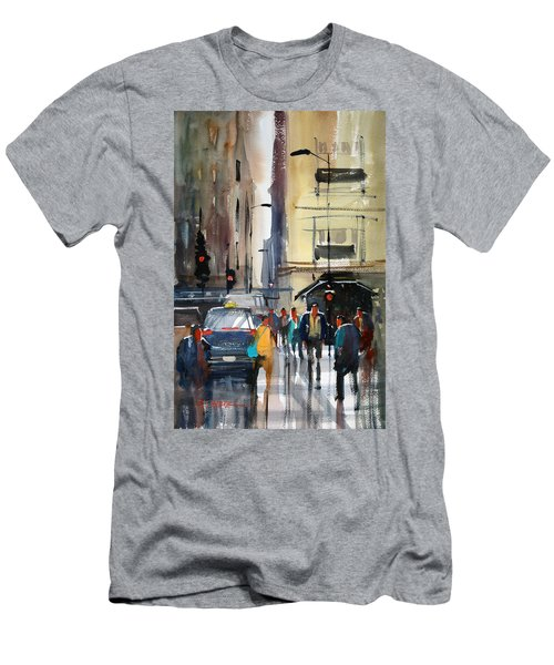 Rush Hour 2 - Chicago Men's T-Shirt (Athletic Fit)