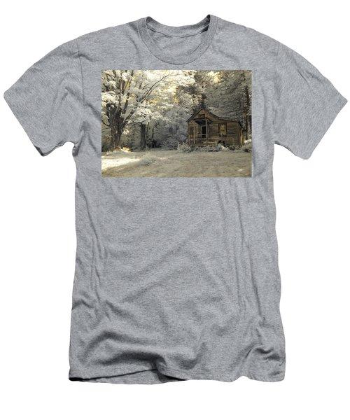Rustic Cabin Men's T-Shirt (Athletic Fit)