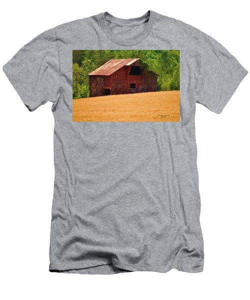Rusty Coat Men's T-Shirt (Athletic Fit)