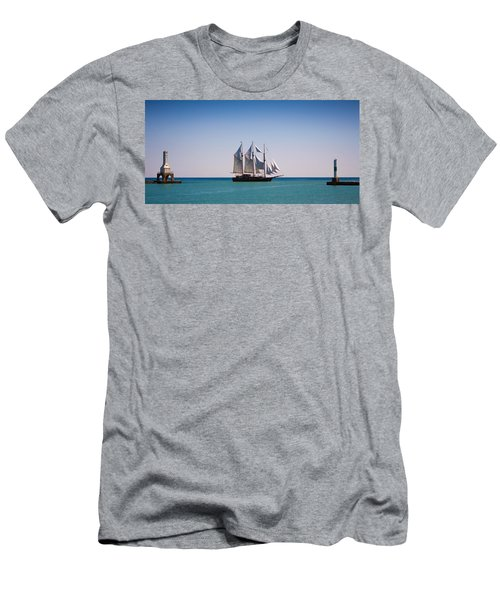 s/v Peacemaker Opening Men's T-Shirt (Athletic Fit)
