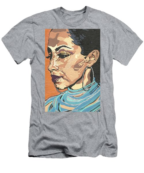 Sade Adu Men's T-Shirt (Athletic Fit)