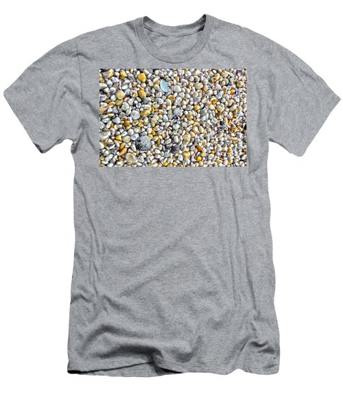 Sag Harbor Rocky Bay Beach Men's T-Shirt (Athletic Fit)