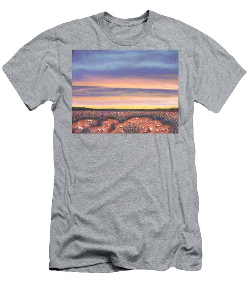 Sagebrush Sunset A Men's T-Shirt (Athletic Fit)