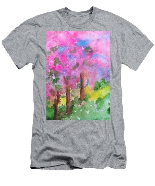 Sakura Men's T-Shirt (Athletic Fit)