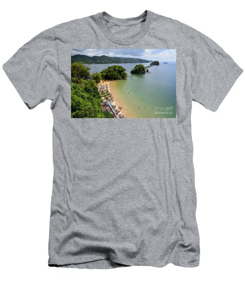 Samana In Dominican Republic Men's T-Shirt (Athletic Fit)