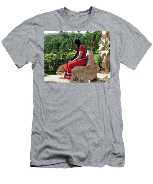 Samoa's Beauty Men's T-Shirt (Athletic Fit)
