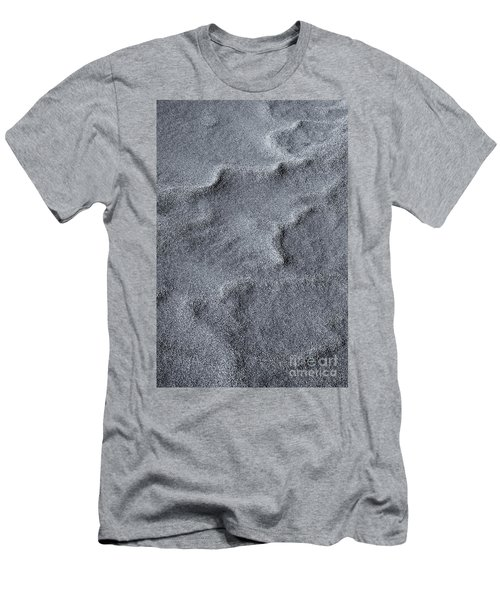 Sand Swirls Men's T-Shirt (Athletic Fit)