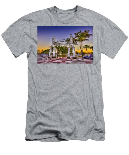 Sarasota Bayfront Men's T-Shirt (Athletic Fit)
