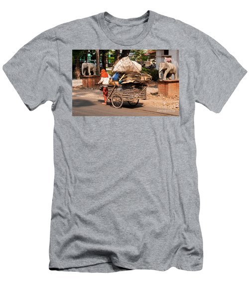 Scavenger Men's T-Shirt (Athletic Fit)