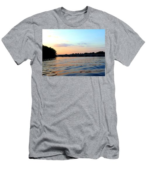 Scenic Minnesota 3 Men's T-Shirt (Athletic Fit)