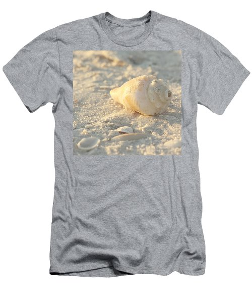 Sea Shells Men's T-Shirt (Athletic Fit)