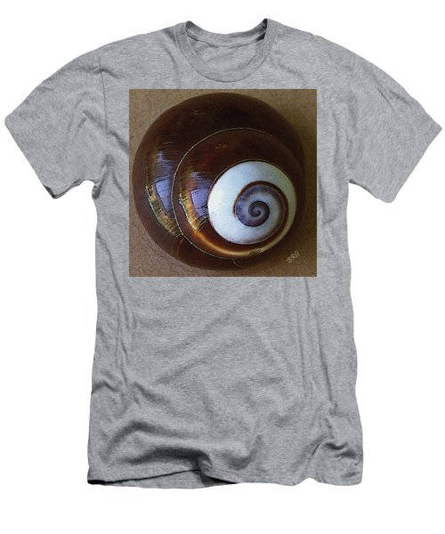 Men's T-Shirt (Athletic Fit) featuring the photograph Seashells Spectacular No 26 by Ben and Raisa Gertsberg