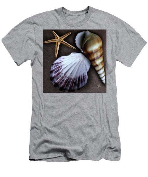 Seashells Spectacular No 37 Men's T-Shirt (Athletic Fit)