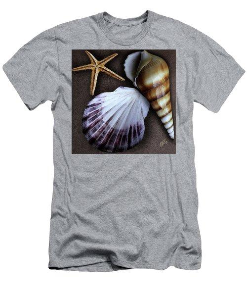 Seashells Spectacular No 37 Men's T-Shirt (Athletic Fit)
