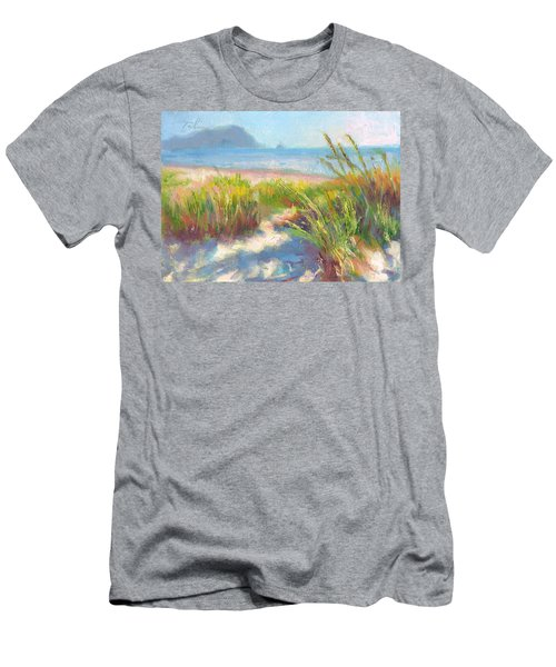 Seaside Afternoon Men's T-Shirt (Athletic Fit)