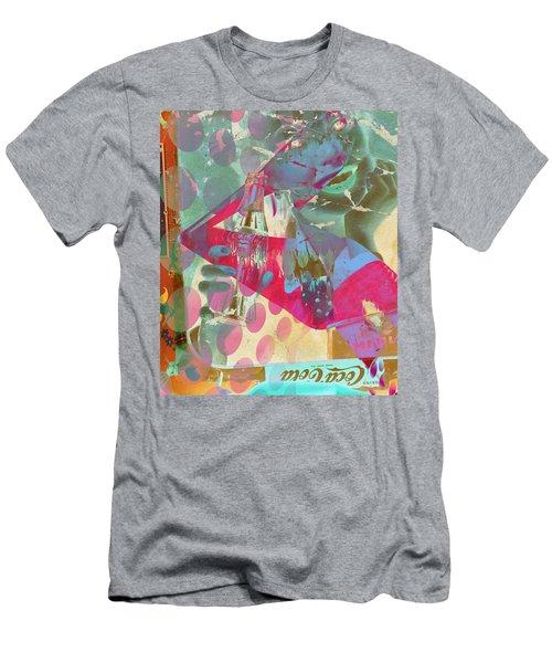 Seduction Of Soda  Men's T-Shirt (Athletic Fit)