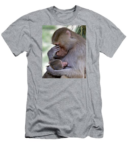Selfless Love Men's T-Shirt (Athletic Fit)