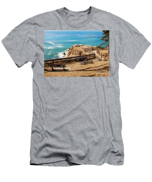 A Place To Relax Men's T-Shirt (Athletic Fit)