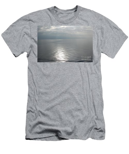 Serenity Sea Men's T-Shirt (Athletic Fit)