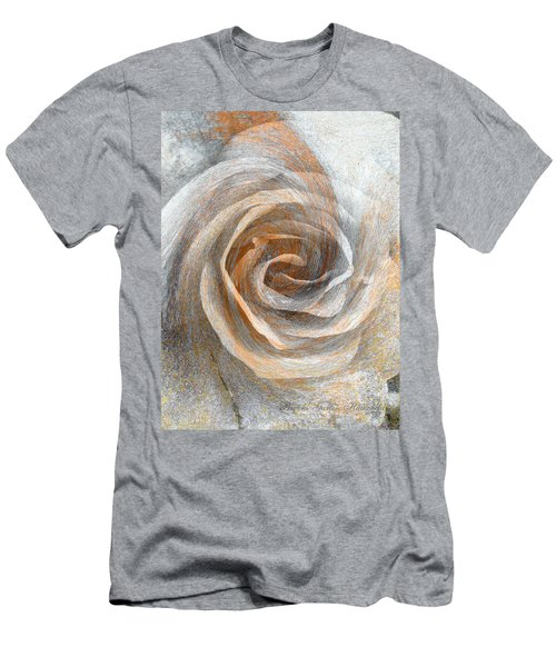 Men's T-Shirt (Slim Fit) featuring the photograph Set In Stone by Brooks Garten Hauschild