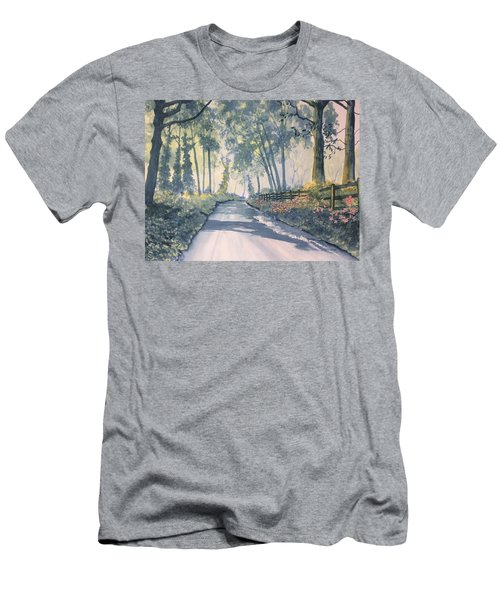 Shadows On The Setterington Road Men's T-Shirt (Athletic Fit)