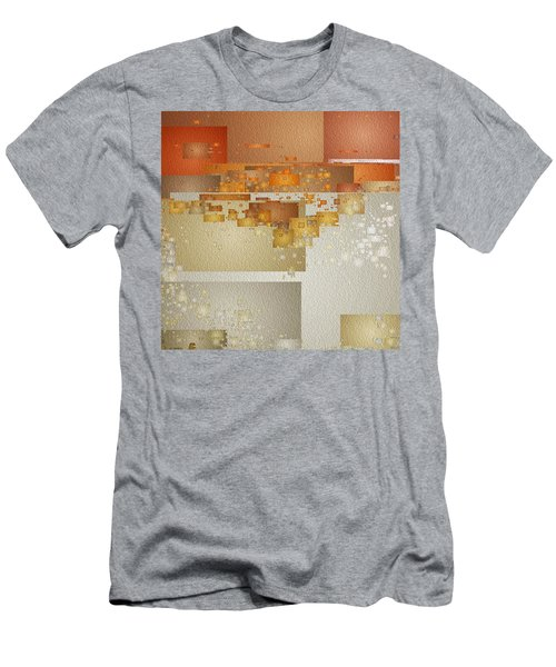 Shaken At Sunset Men's T-Shirt (Athletic Fit)