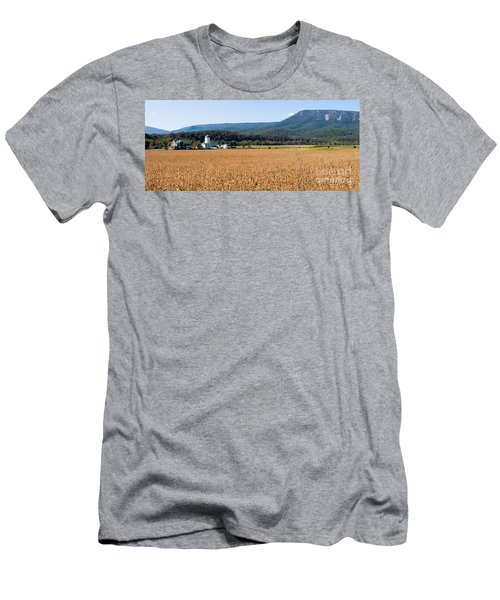 Shenandoah Valley Panorama Men's T-Shirt (Athletic Fit)