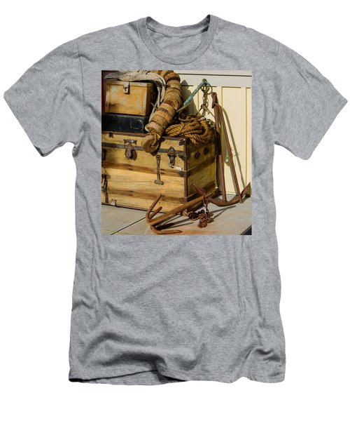 Shipping Out Men's T-Shirt (Athletic Fit)