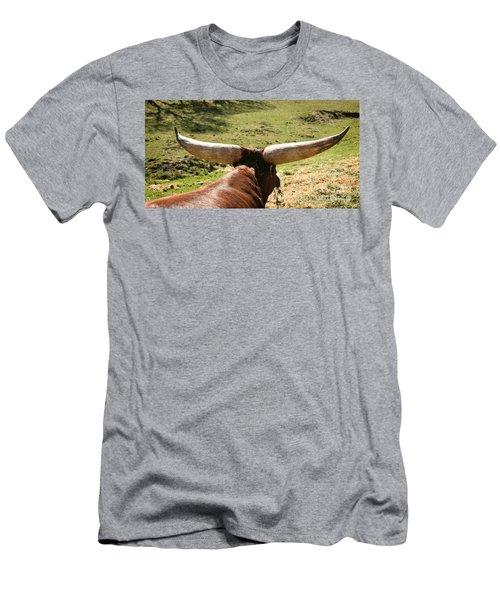 Showing Off My Rack Men's T-Shirt (Slim Fit) by Carol Lynn Coronios