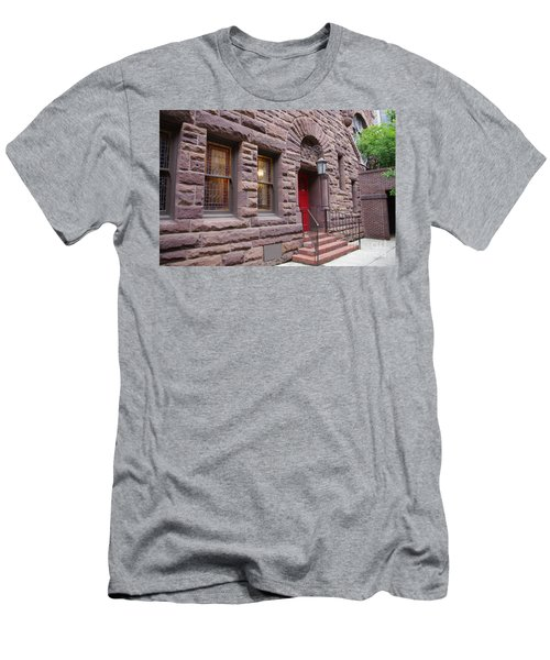 Side Door Men's T-Shirt (Athletic Fit)