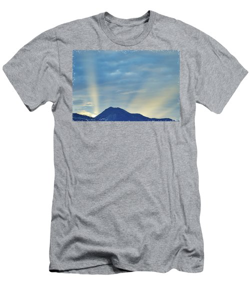 Sierra Sunset Men's T-Shirt (Athletic Fit)