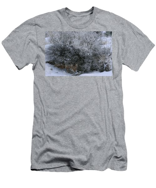 Silent Accord Men's T-Shirt (Slim Fit) by Ed Hall