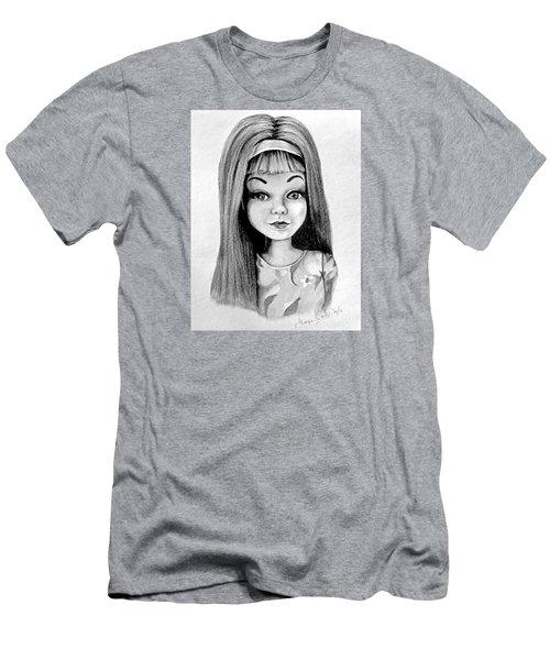 Skipper Barbie Men's T-Shirt (Athletic Fit)
