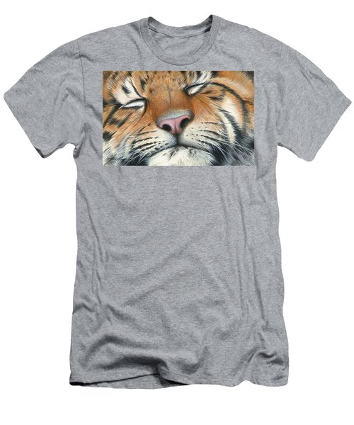 Sleeping Beauty Men's T-Shirt (Athletic Fit)