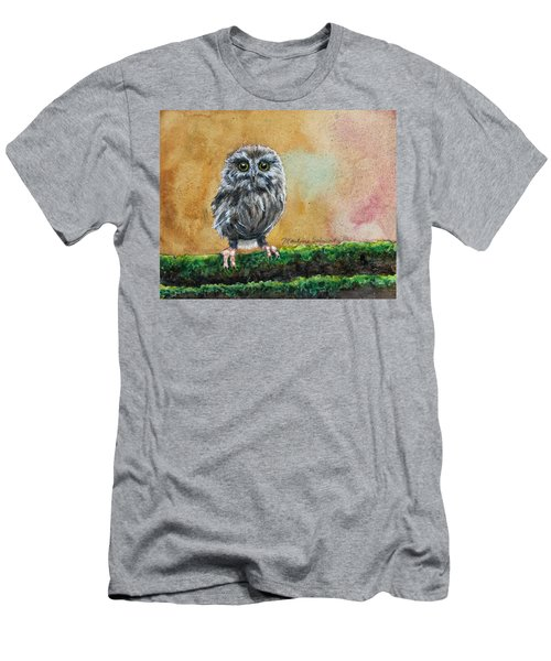 Small Wonder Men's T-Shirt (Athletic Fit)