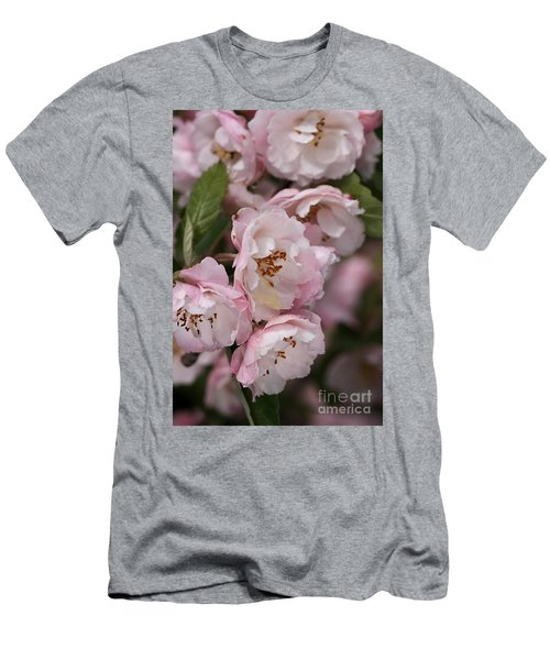 Soft Blossom Men's T-Shirt (Athletic Fit)
