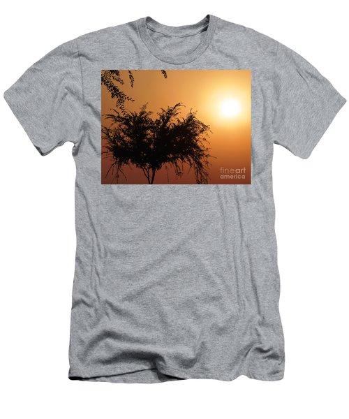 Soft Sunrise Men's T-Shirt (Athletic Fit)