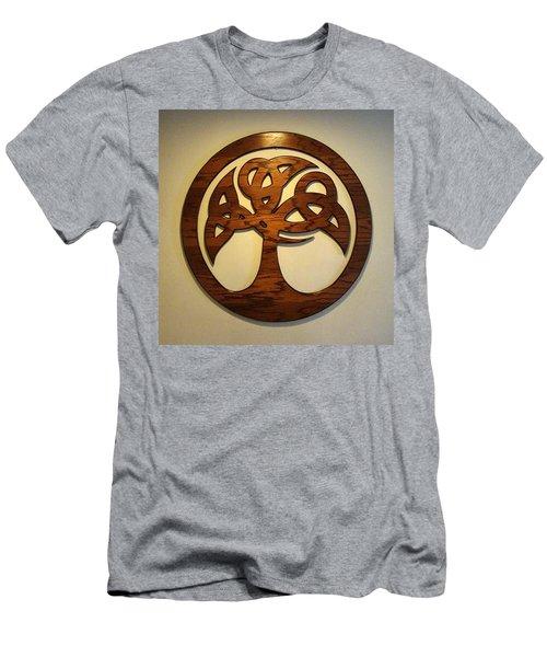 Sol Tree Men's T-Shirt (Athletic Fit)