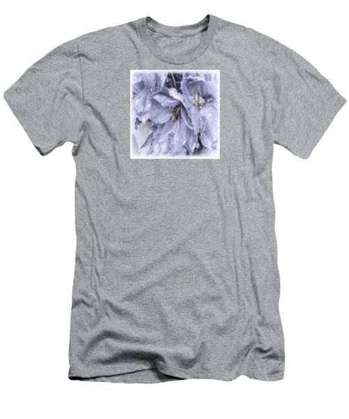 Solomons Proverbs Men's T-Shirt (Slim Fit) by Jean OKeeffe Macro Abundance Art