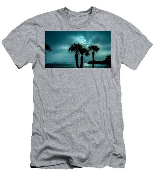 Some Kind Of Blue Men's T-Shirt (Athletic Fit)