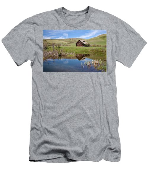 Men's T-Shirt (Slim Fit) featuring the photograph Somebody's Dream by Jack Bell