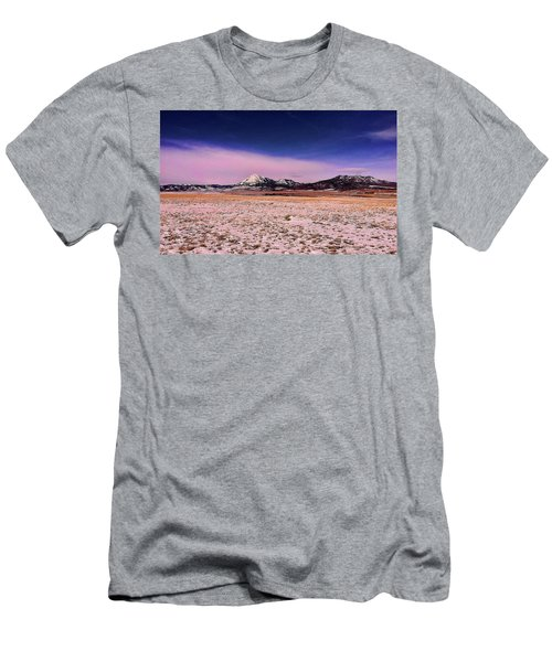 Southern Colorado Mountains Men's T-Shirt (Athletic Fit)
