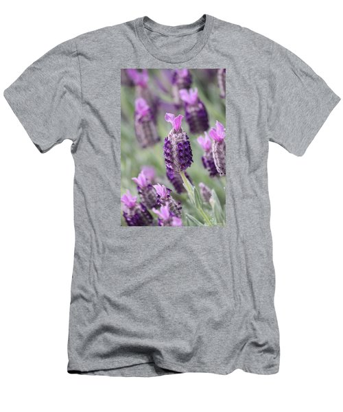 Men's T-Shirt (Slim Fit) featuring the photograph Spanish Breeze by Amy Gallagher