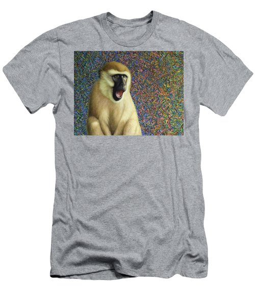 Speechless Men's T-Shirt (Athletic Fit)