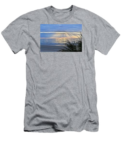 Light Of The Way Men's T-Shirt (Athletic Fit)