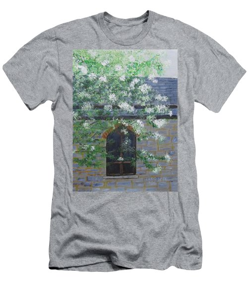 Spring At Grace Church Men's T-Shirt (Athletic Fit)