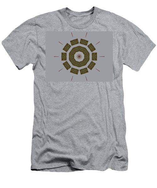 Spring Explosion Men's T-Shirt (Athletic Fit)