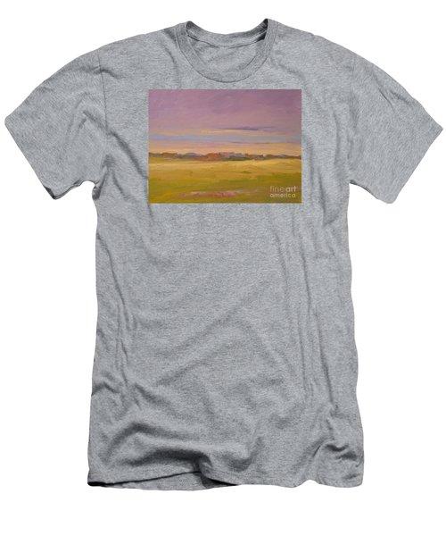 Spring Morning In Carolina Men's T-Shirt (Athletic Fit)