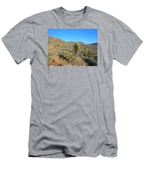 Springtime In The Cerbat Mountain Foothills Men's T-Shirt (Athletic Fit)
