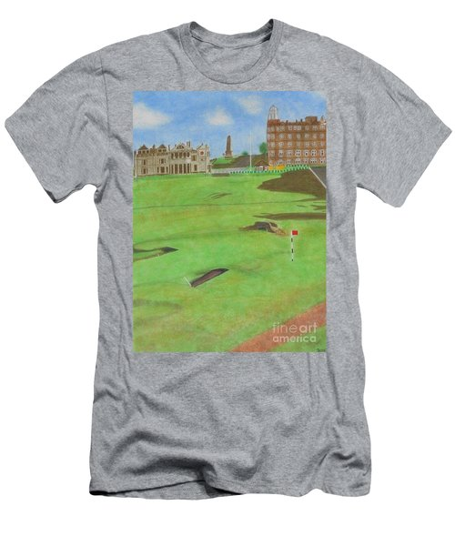 St. Andrews Men's T-Shirt (Athletic Fit)